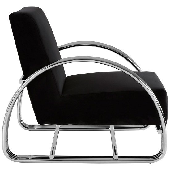 Markeb Leisure Chair In Black       _3