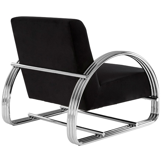 Markeb Leisure Chair In Black       _4