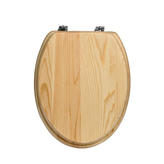 Check our great looking toilet seats available in various colors, materials and shapes