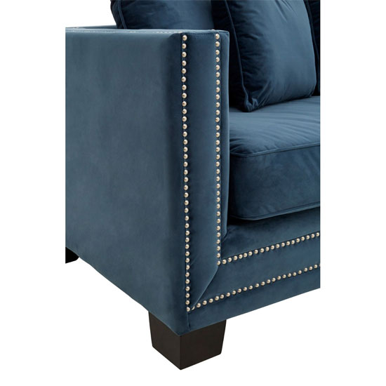 Pipirima 3 Seater Velvet Sofa In Midnight_3