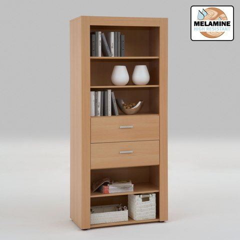 display cabinet stand in beech