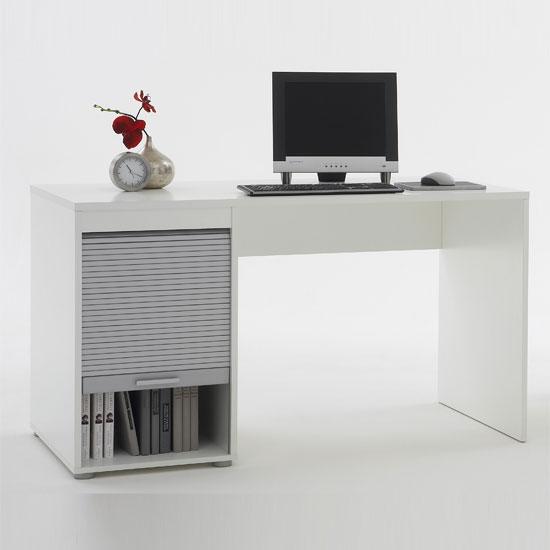 Modern White puter Desk images