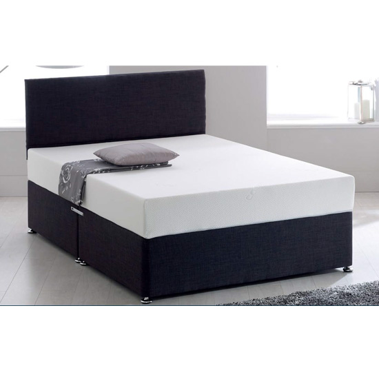 View Pure coolblue memory foam regular single mattress