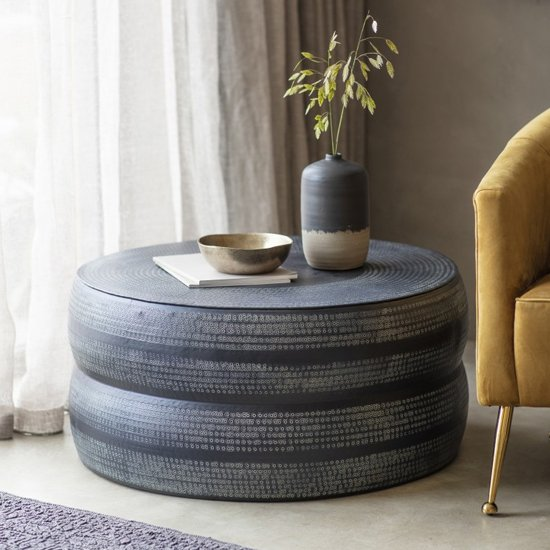 View Rai coffee table in black