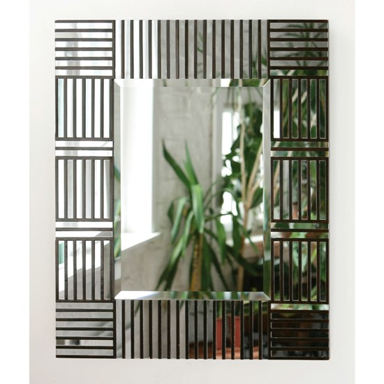 rectangle wall mirrors 2401894 - Decorating With Mirrors Adds New Dimensions