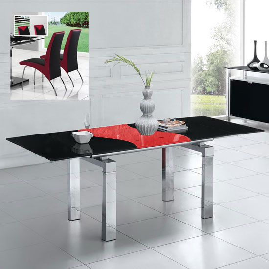 red glass dining table romaG633 - How to Find a Reliable Contractor for Remodeling Home Projects