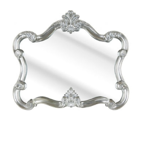 Buy cheap mantle mirror compare house accessories prices for Cheap silver mirrors