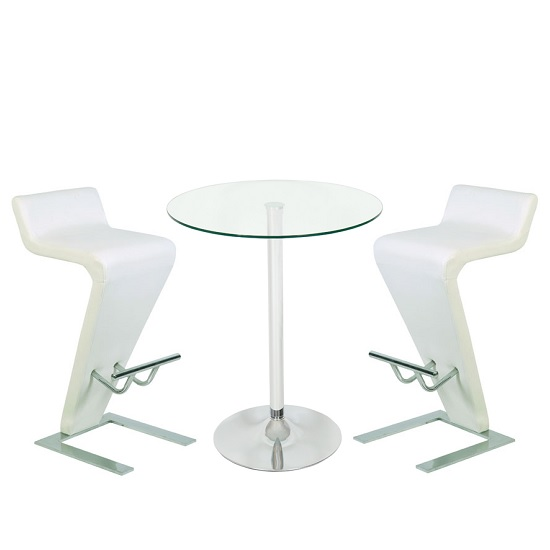 Roma glass bar table bar table sets price comparison for Furniture in fashion