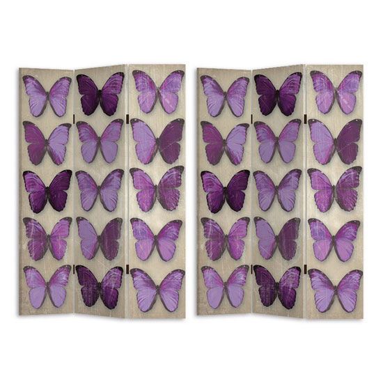 Animal Room Divider In Canvas Print For Go