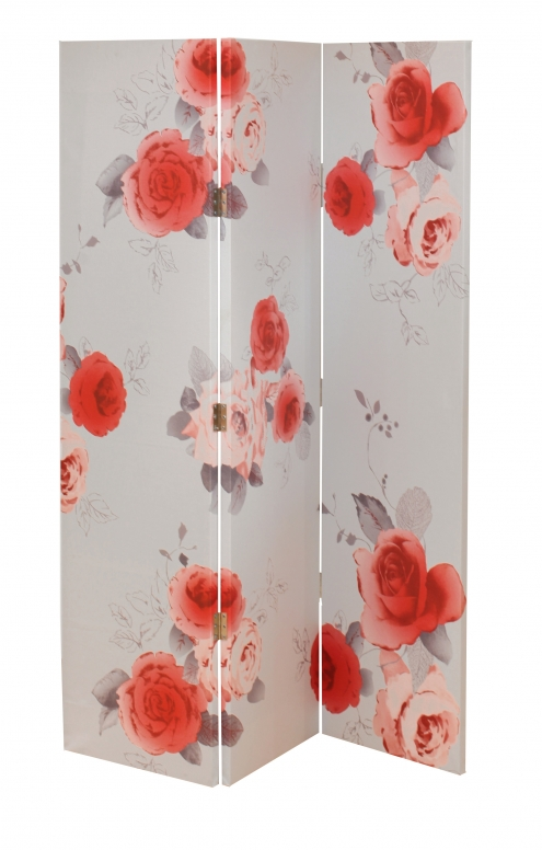 rose room divider - Pros And Cons Of Ordering Room Dividers Made To Measure