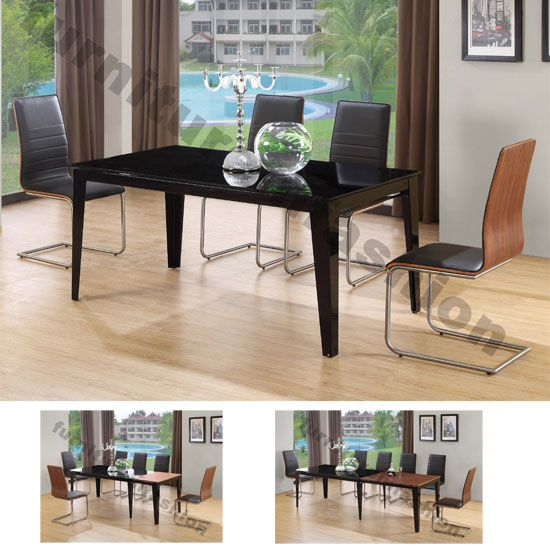 rubix 6 seater desk - 7 Effective Tips On Choosing Functional Dining Tables For Compact Spaces