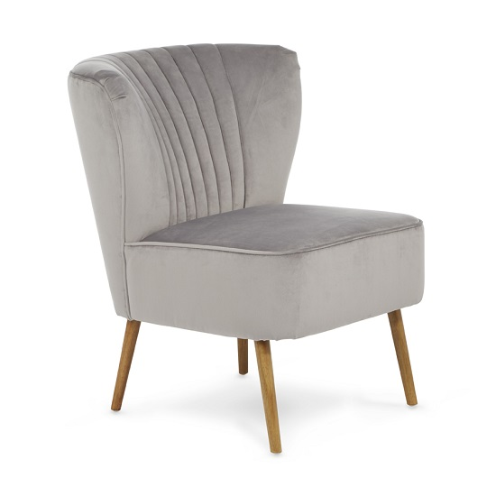 chair with footstool. samova fabric bedroom chair and foot stool in silver velvet_2 with footstool -