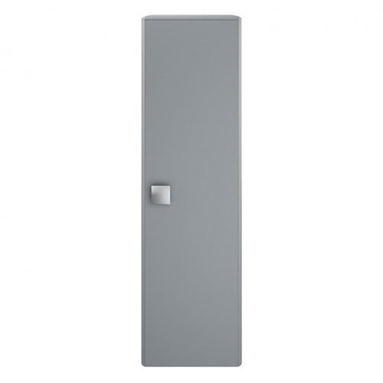 View Sane 35cm bathroom wall hung tall unit in dove grey