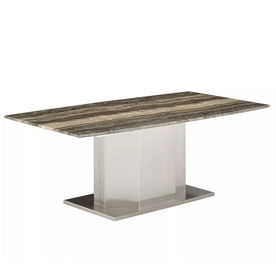 Santino Marble Coffee Table Rectangular In Travertine_1