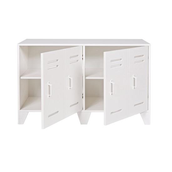 White Office Cabinet With Doors Sydney 2 Door Storage