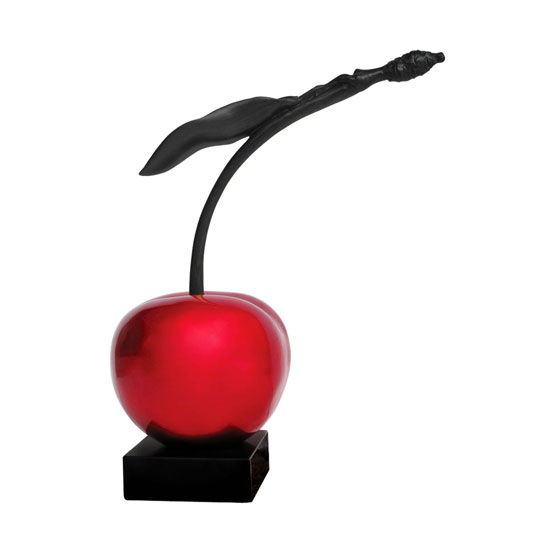 Cherry Sculpture