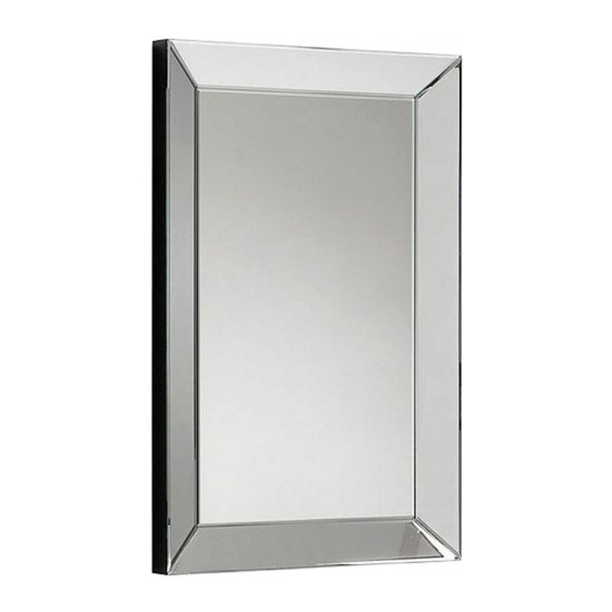 Serre Designer Rectangular Wall Mirror