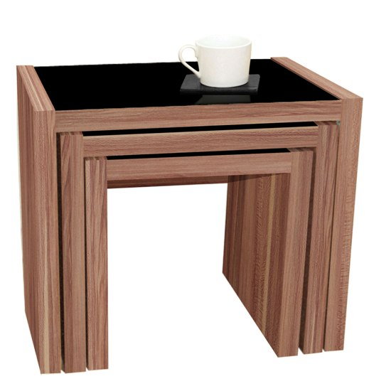 Fargo Nest of Tables  sc 1 st  Furniture in Fashion : set of 3 tables - pezcame.com