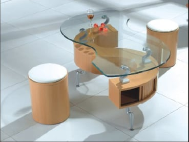 Shangain Coffee Table