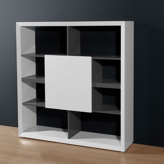 shelving gloss 4028 158 - 8 Ideas On Increasing Productivity In Your Home Office