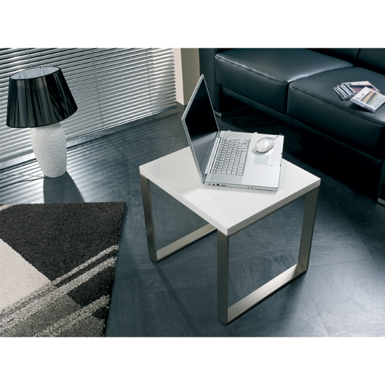 Toscana White High Gloss Coffee Table: Furniture In Fashion