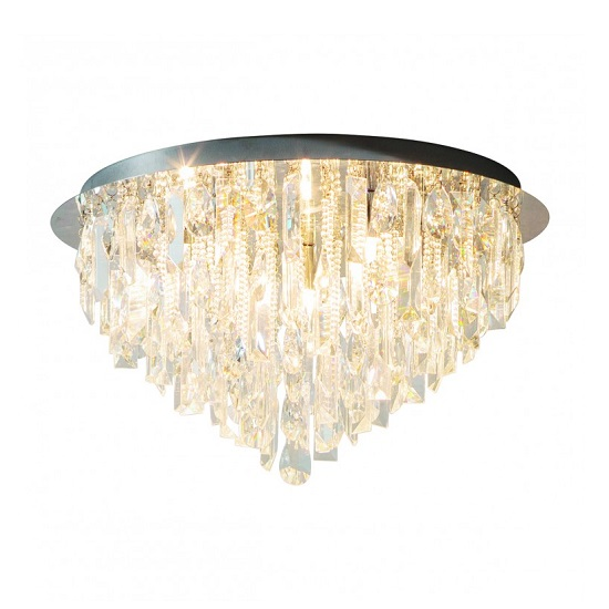 Siena Chandelier Style Five Ceiling Light_1