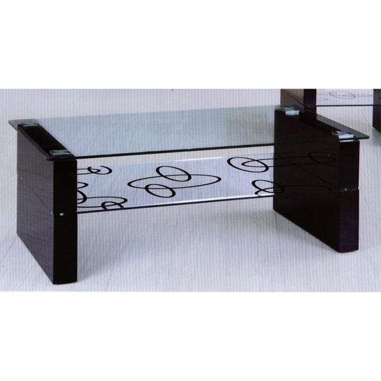 Sienna Glass Coffee Table