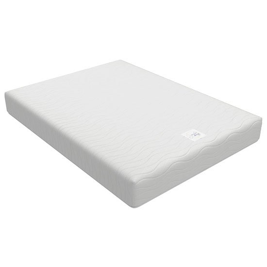 Product photograph showing Signature Contour 9 Memory Form Double Mattress In White