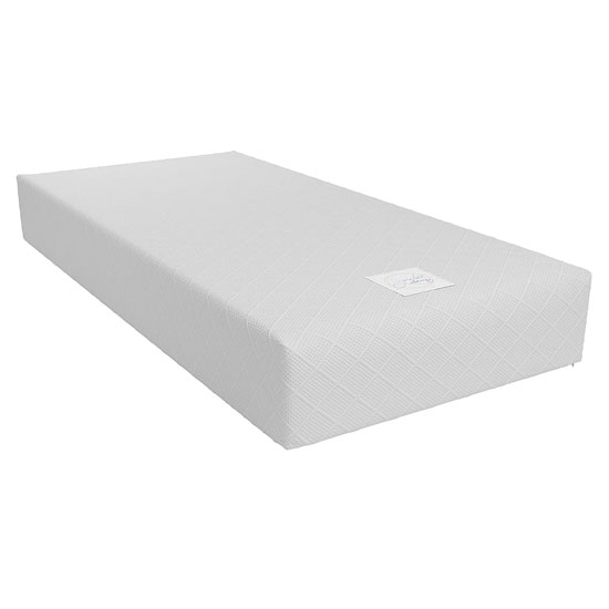 Signature Memoir 10 Memory Foam Single Mattress In White
