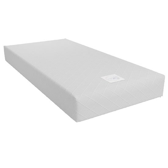 Signature Memoir 8 Memory Foam Single Mattress In White