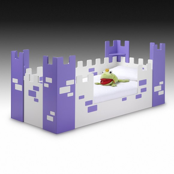 sleeper Fairy Castle Bed - How Ao Decorate A Play House