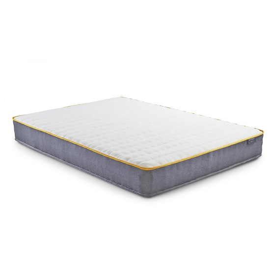 Product photograph showing Modern Sleepsoul Balance Mattress In White