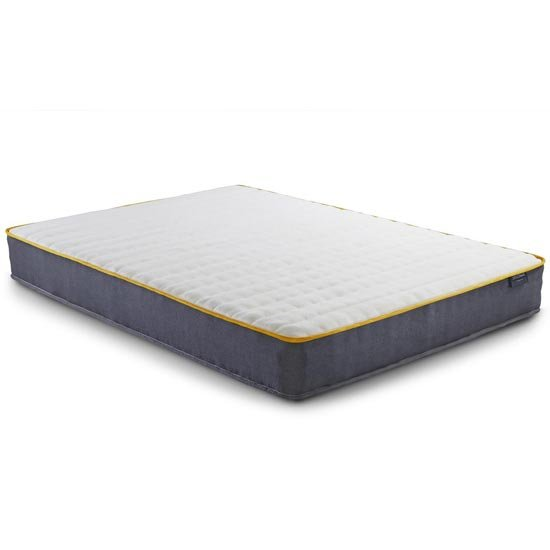 SleepSoul Comfort Pocket Sprung Double Mattress In White