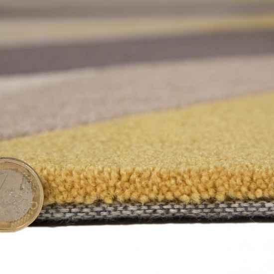 Infinite Splinter Ochre Rug_2
