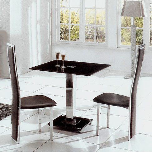 Dining Room on Black Dining Table Only   Glass Dining Tables  Dining Room Furniture