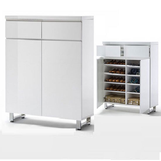 sydney shoe cabinet 55603 - 3 Most Common Types of Shoe Storage Entryway Bench