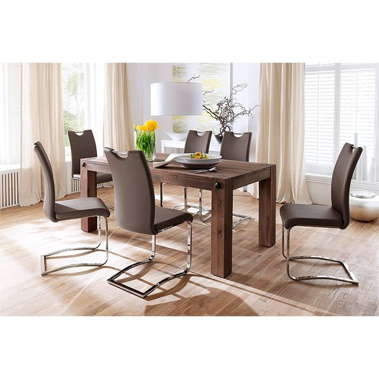 table chair koln 180 - 6 Distinctive Features Of Great Kitchen Table And Chair Sets