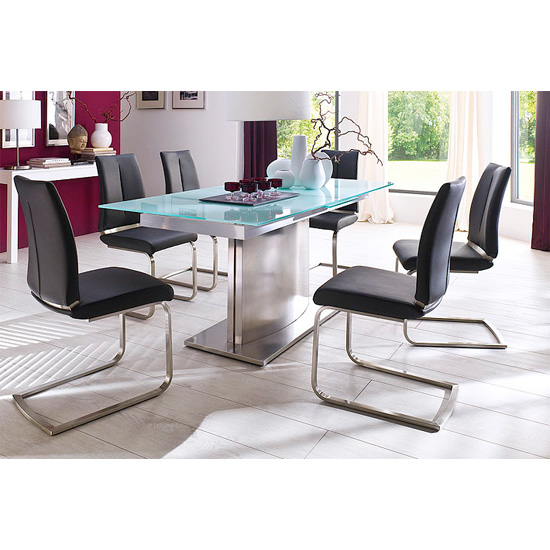 Memory 8 seater white dining table set with ronja dining  : tablechairwhite from www.go-furniture.co.uk size 550 x 550 jpeg 117kB
