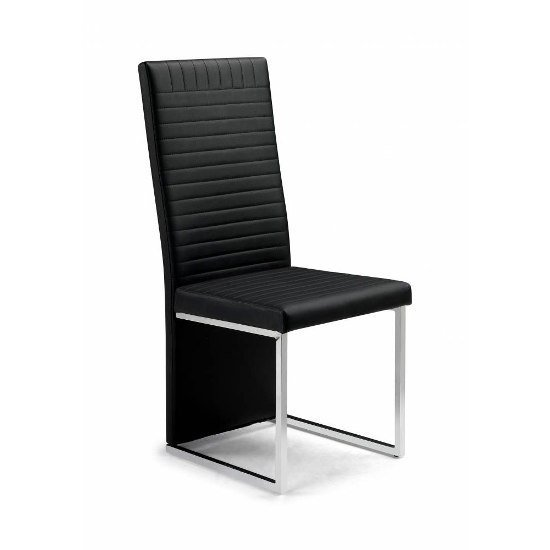 tempo chrome dining chair - Dining Room World, Evolution in Style