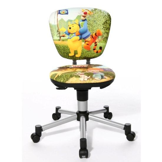Disneys Tigger & Pooh Kids Desk Chair, TS-6917CM1 - Childrens ...