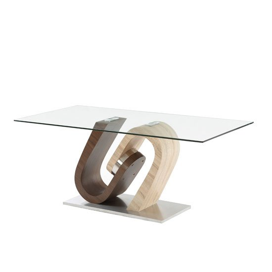 torino dining table - What Colour Dining Chairs Should I Choose For My Clear Glass Dining Table? 5 Сreative Suggestions