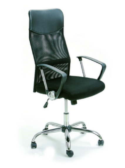 Torino Black Office Chair
