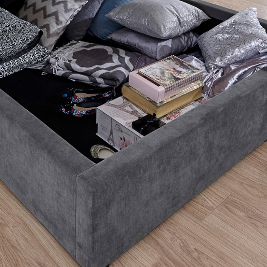 Toups Fabric Ottoman Storage Double Size Bed In Grey_4