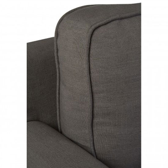 Trento Fabric Armchair In Grey_6