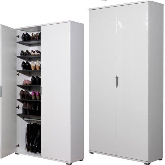 trento wardrobe 3018 84 - Tips On Choosing Shoes Storage Cabinet In UK