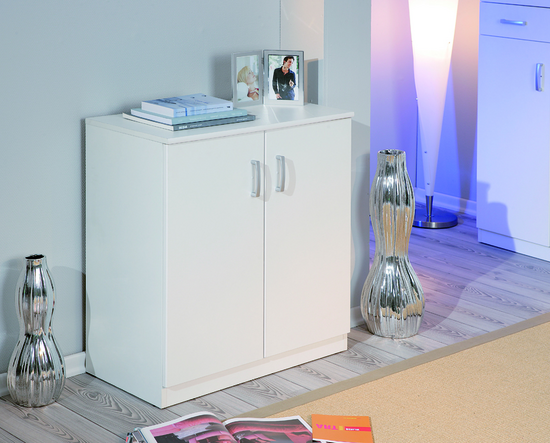 Read more about Trieste 2 door sideboard in white