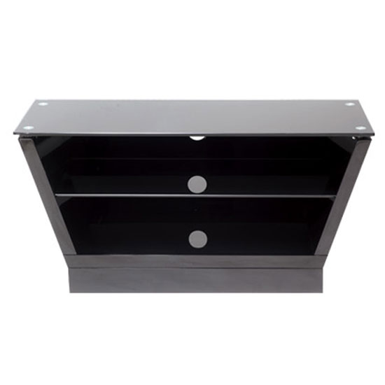 Premier Range Black High Gloss Tv Stand