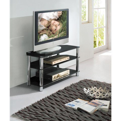 tv unit stand contemporary matinee - TV Stand Designs, The Options Are Endless