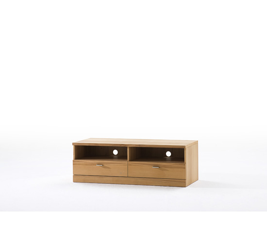 Madea Lowboard Wooden TV Stand With 2 Doors