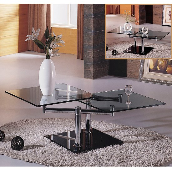 twister unique glass coffee table - A Household Chores Checklist Helps Even Out The Workload